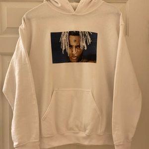 NWOT XXXTENTACION sweatshirt (worn one time)